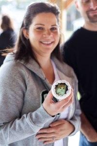 OC 3rd Bday Michelle cupcake